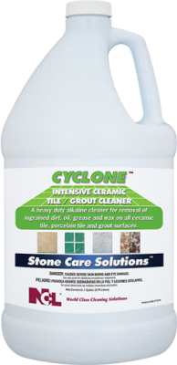 NCL Cyclone Intensive Ceramic Tile / Grout Cleaner -