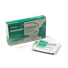 Unitized Ammonia Inhalant (10/bx)