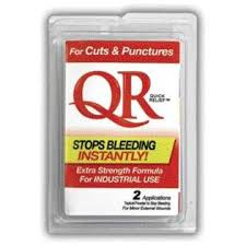 QR Wound Seal for 'Easy to Reach' Wounds (2/pk)