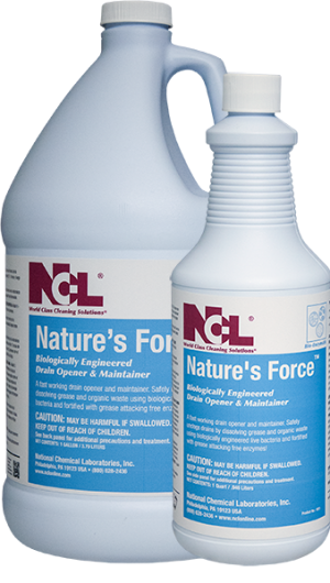 NCL Nature's Force Bio-Enzymatic Drain Opener