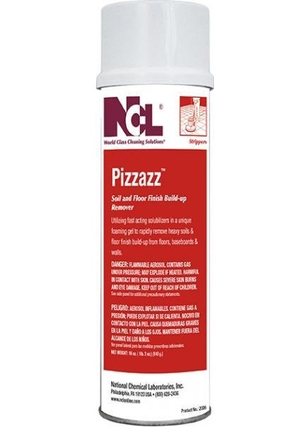 NCL Pizzazz Soil & Floor