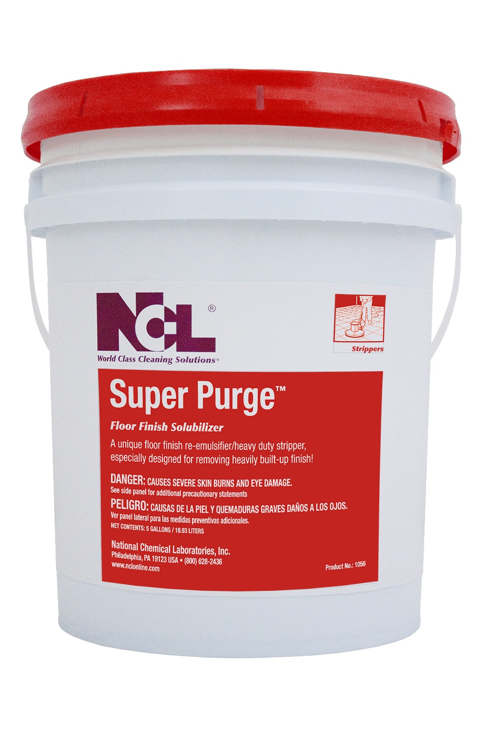 NCL Super Purge Floor Finish