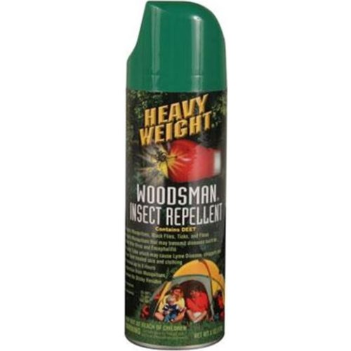 Claire Heavy Weight Woodsman Insect Repellent, 6oz -