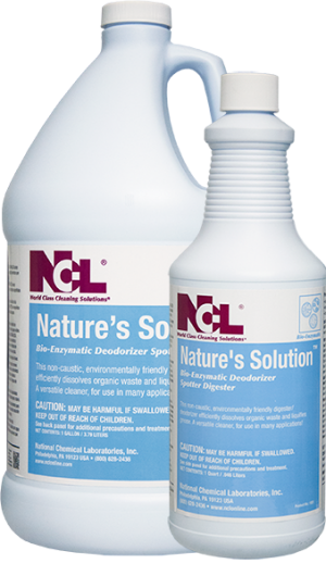 NCL Nature's Solution Bio-Enzymatic Deodorizer /